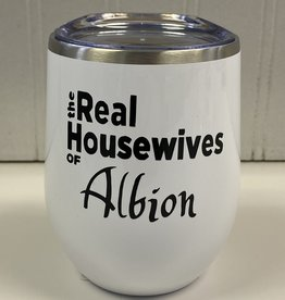 Cheers My Dears RH Albion Wine Insulated Tumbler