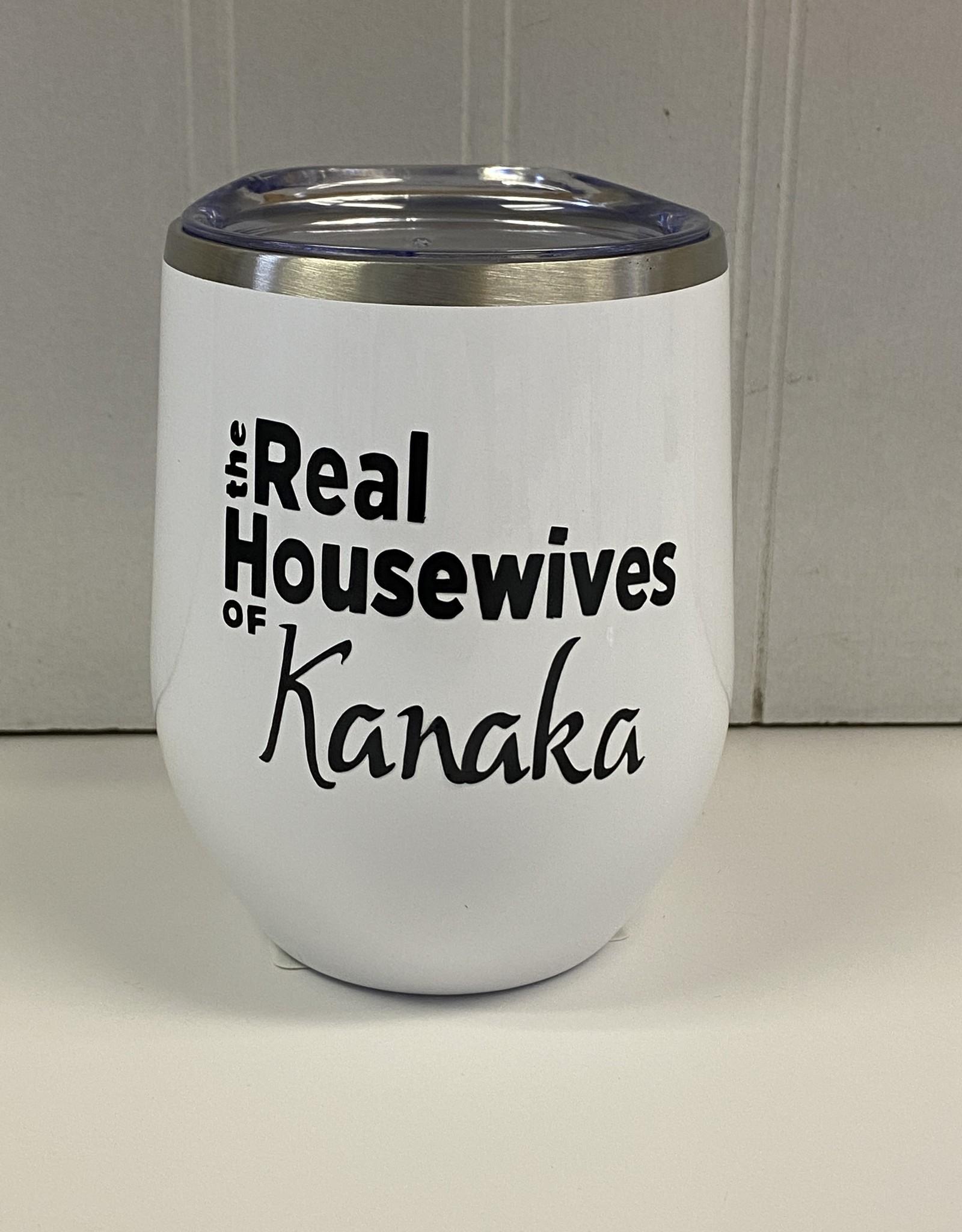 Cheers My Dears RH Kanaka Wine Insulated Tumbler
