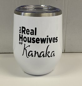 Cheers My Dears RH Kanaka Wine Insulated Tumbler