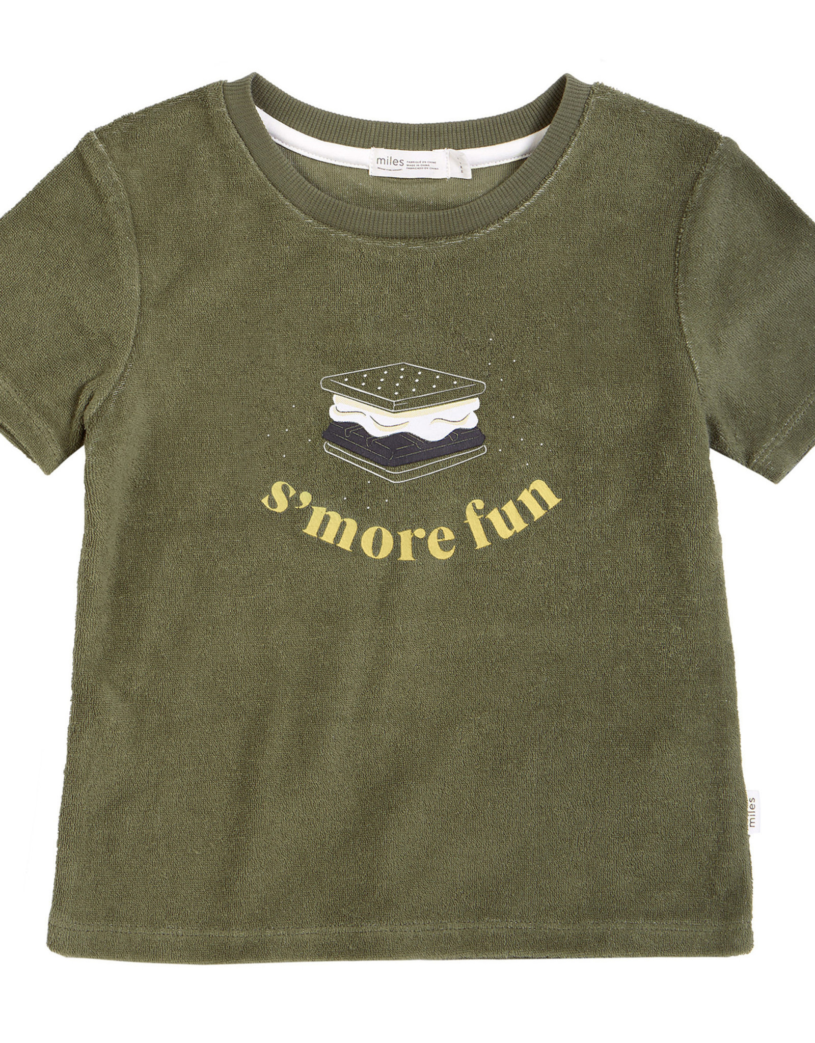Miles SP21 B S'More Fun T-Shirt