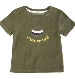 Miles SP21 Toddler S'More Fun T-Shirt