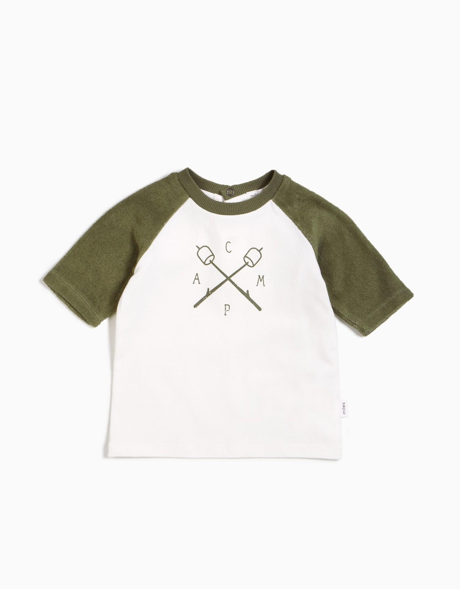 Miles SP21 B CAMP T-Shirt