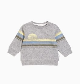Miles SP21 Boy's Toddler Sunset Sweater