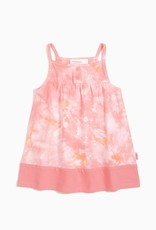 Miles SP21 Coral Tie Dye Cami Dress