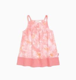 Miles SP21 Coral Tie Dye Cami Dress
