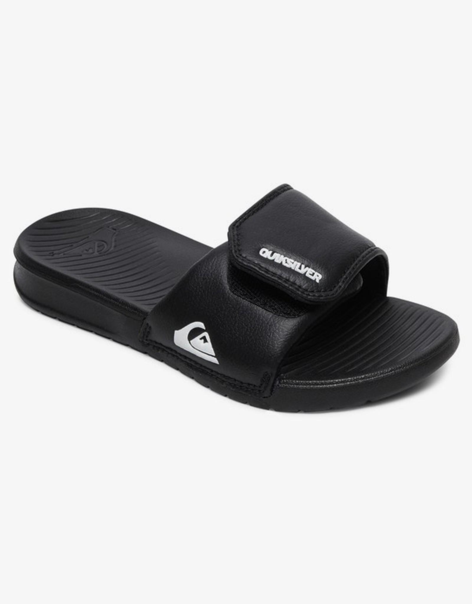 Quiksilver SP21 Bright Coast Slides - Black