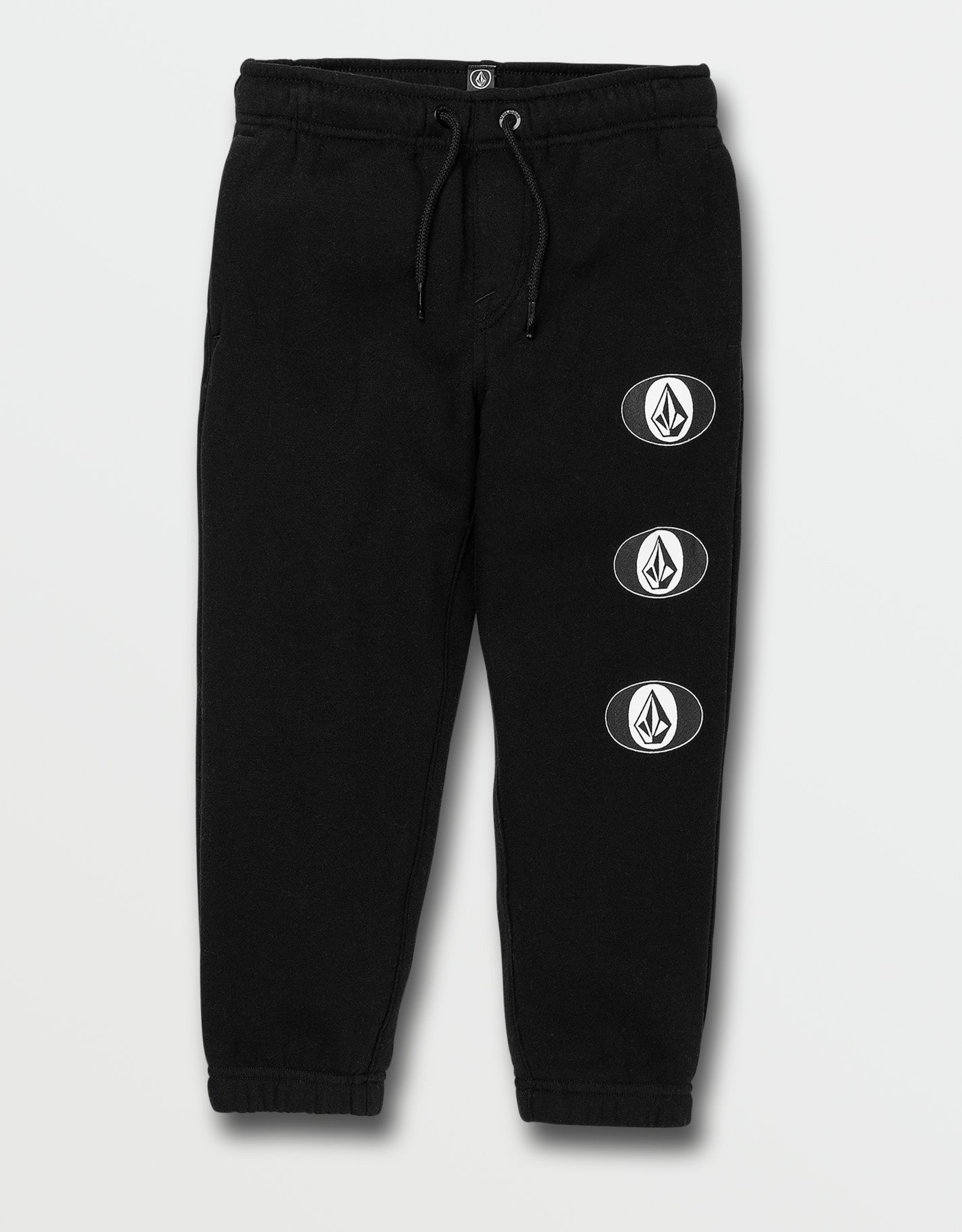 Volcom SP21 Stone Fleece Jogger Blk