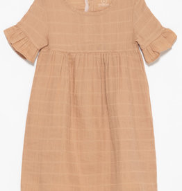 B Organic G Dress S/S