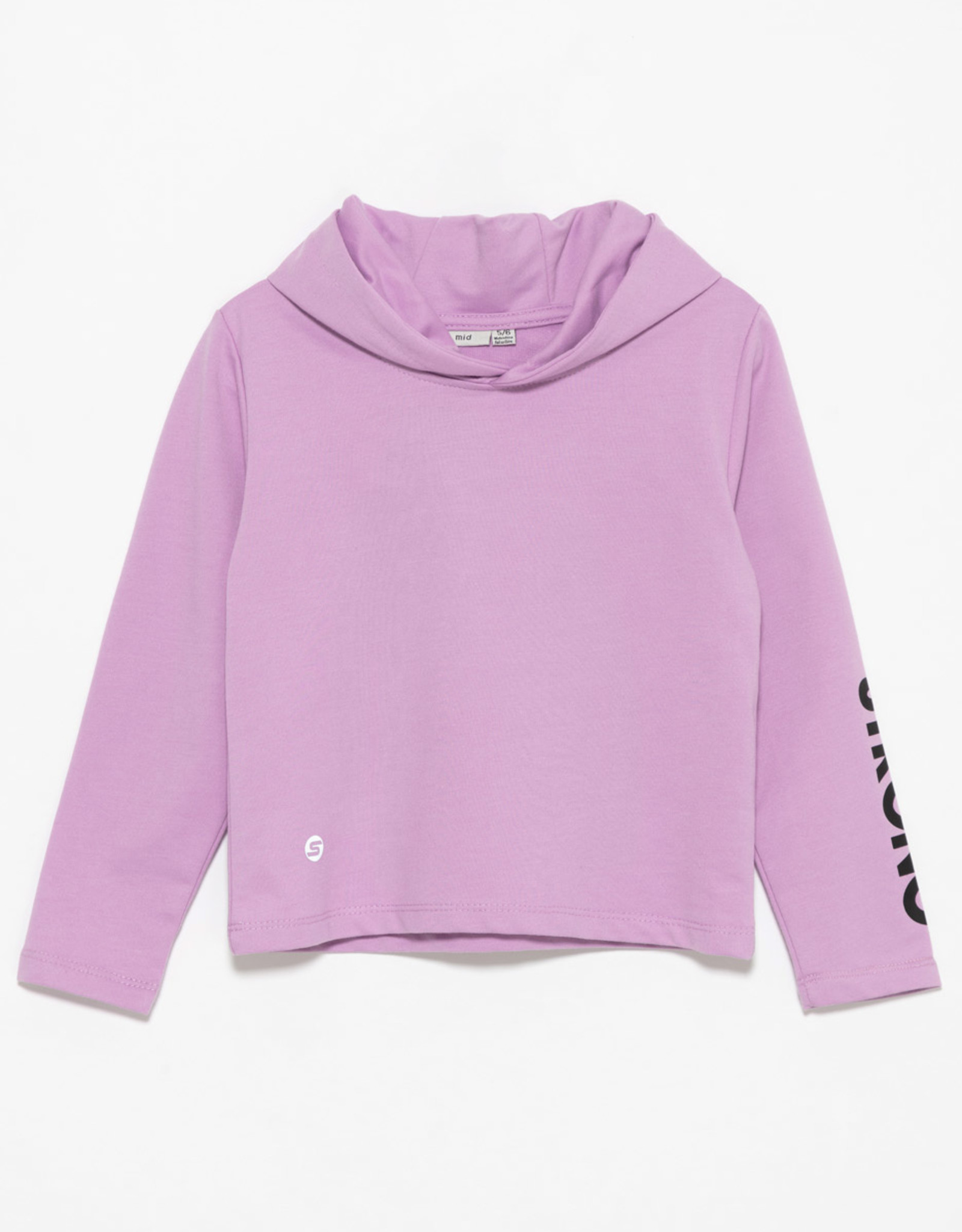SP20 Lilac Popover Hoodie