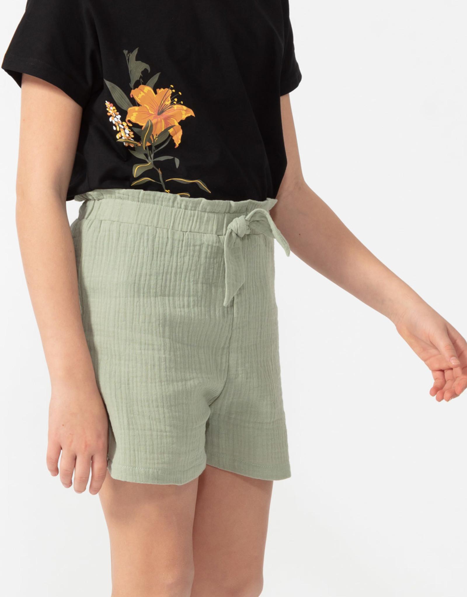 SP21 G Green Shorts