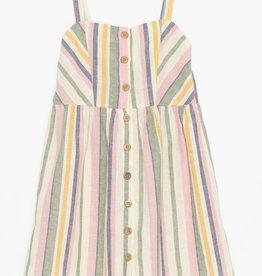 SP21 G Striped Dress
