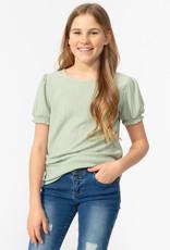 SP21 G Yth Green Blouse
