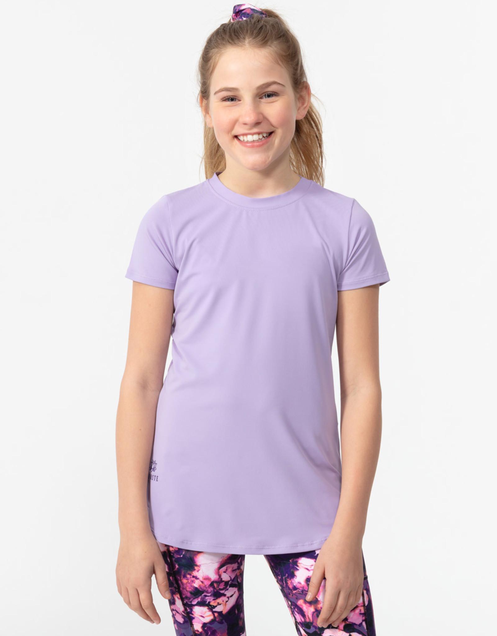 SP21 G Yth Lilac T-Shirt