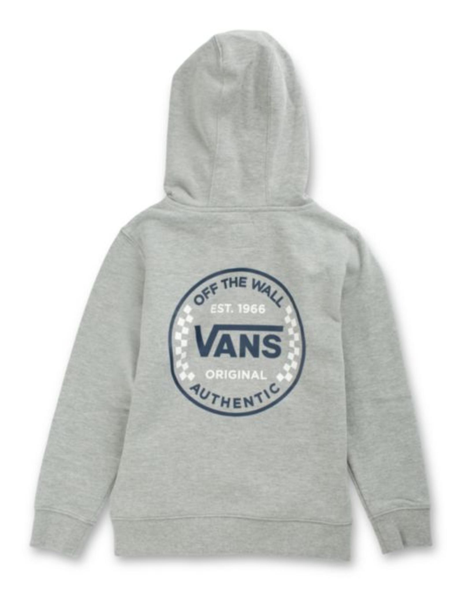 Vans SP21 Authentic Check Grey Hoodie