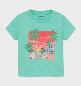 Mayoral SP21 BbyB Here Comes Sun Tee