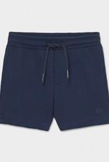 Mayoral SP21 BbyB Navy Fleece Shorts