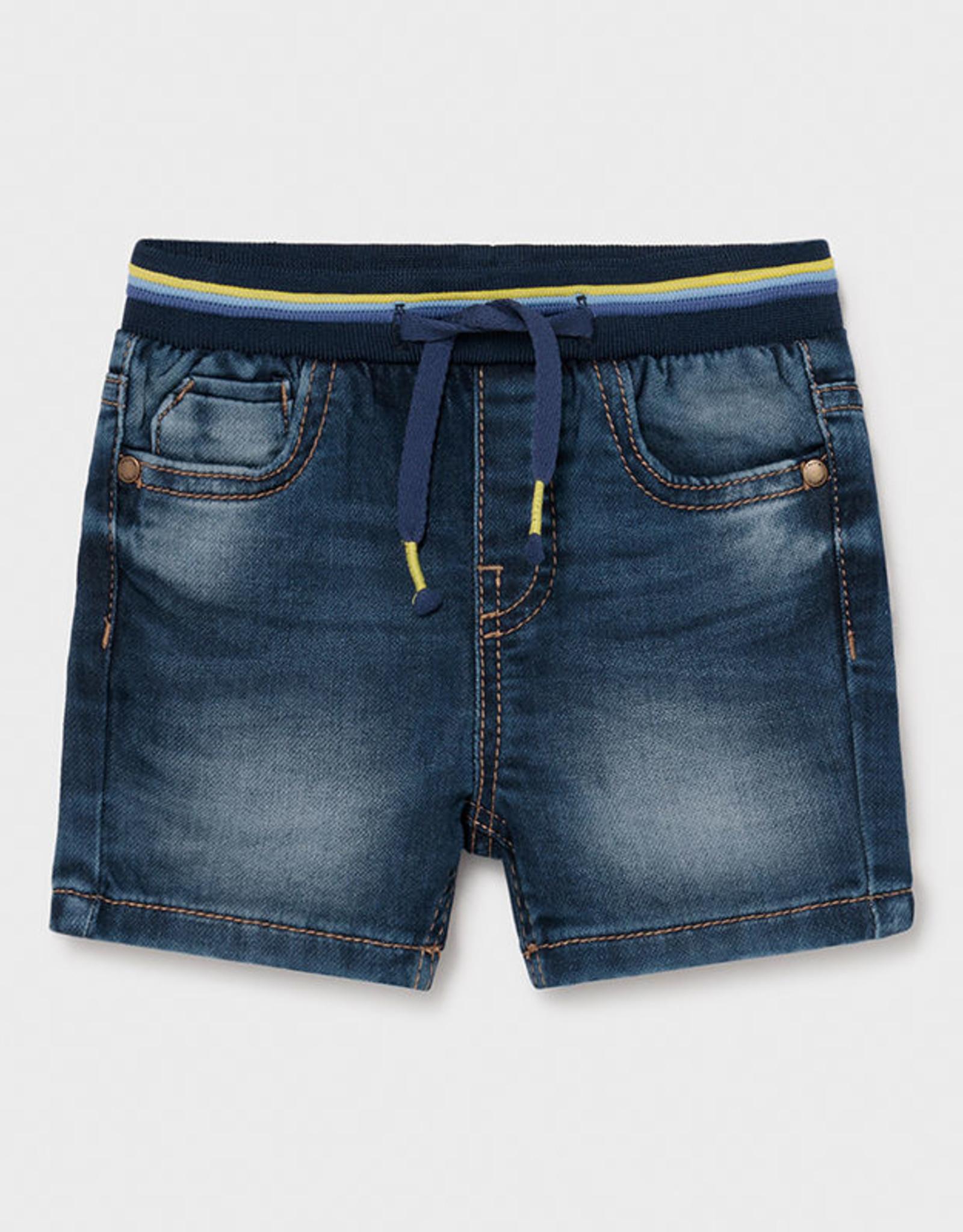 Mayoral SP21 BbyB Denim Shorts