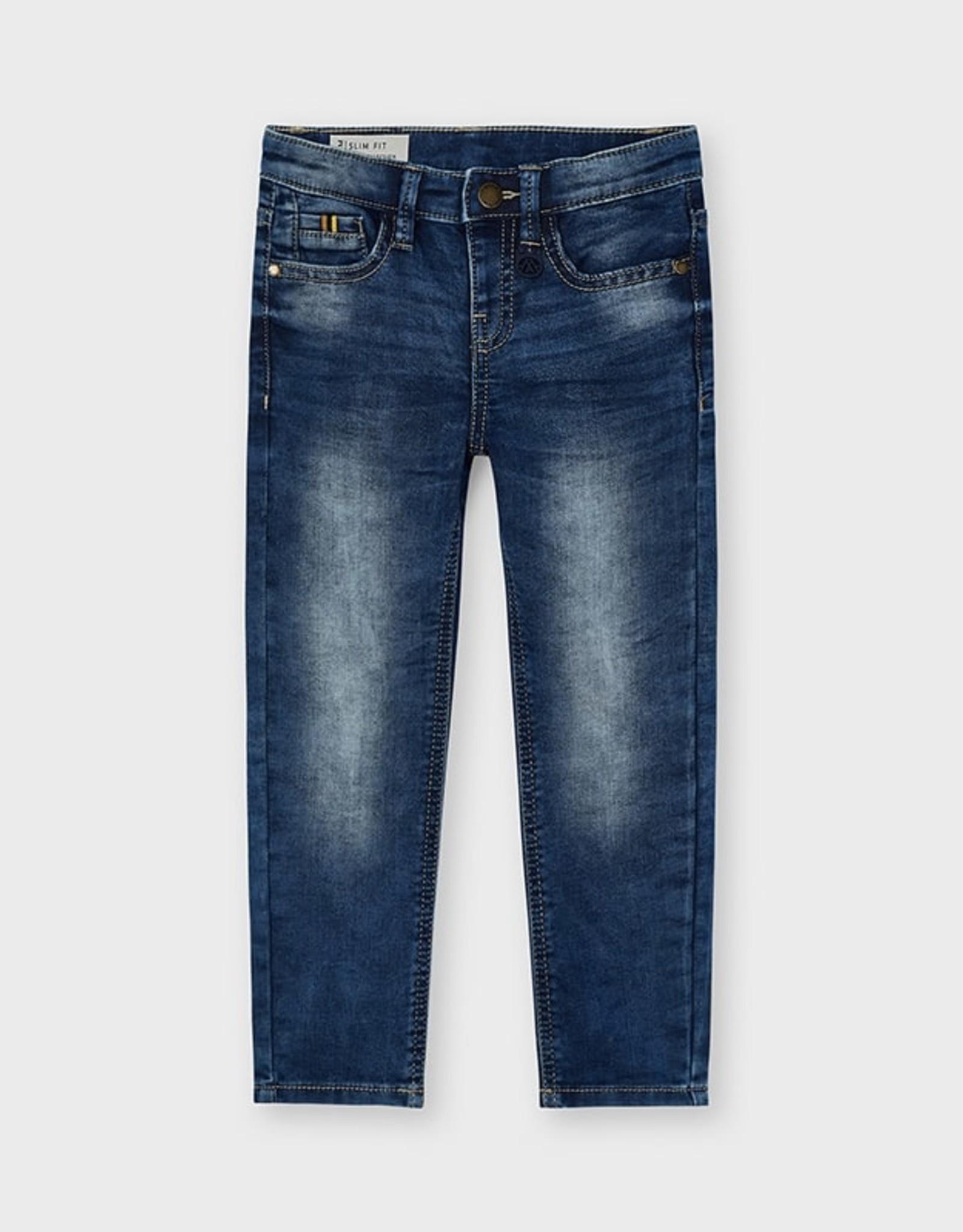 Mayoral SP21 B Slim Fit Blue Jeans