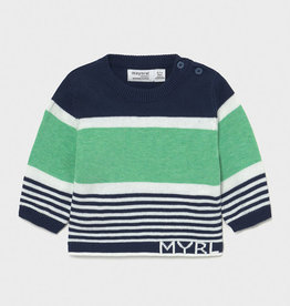 Mayoral SP21 BbyB Mint Sweater