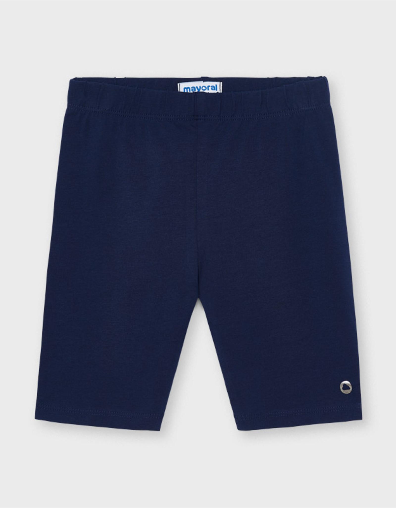 Mayoral SP21 G Navy Basic Shorts