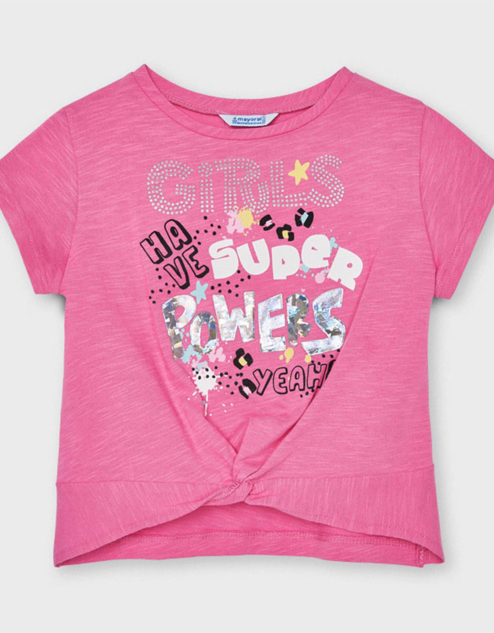 Mayoral SP21 G Super Powers T-Shirt
