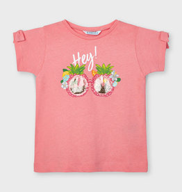 Mayoral SP21 G HEY! T-Shirt