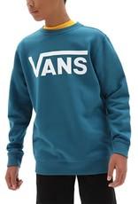 Vans SP21 Boys  Blue Crewneck Pullover