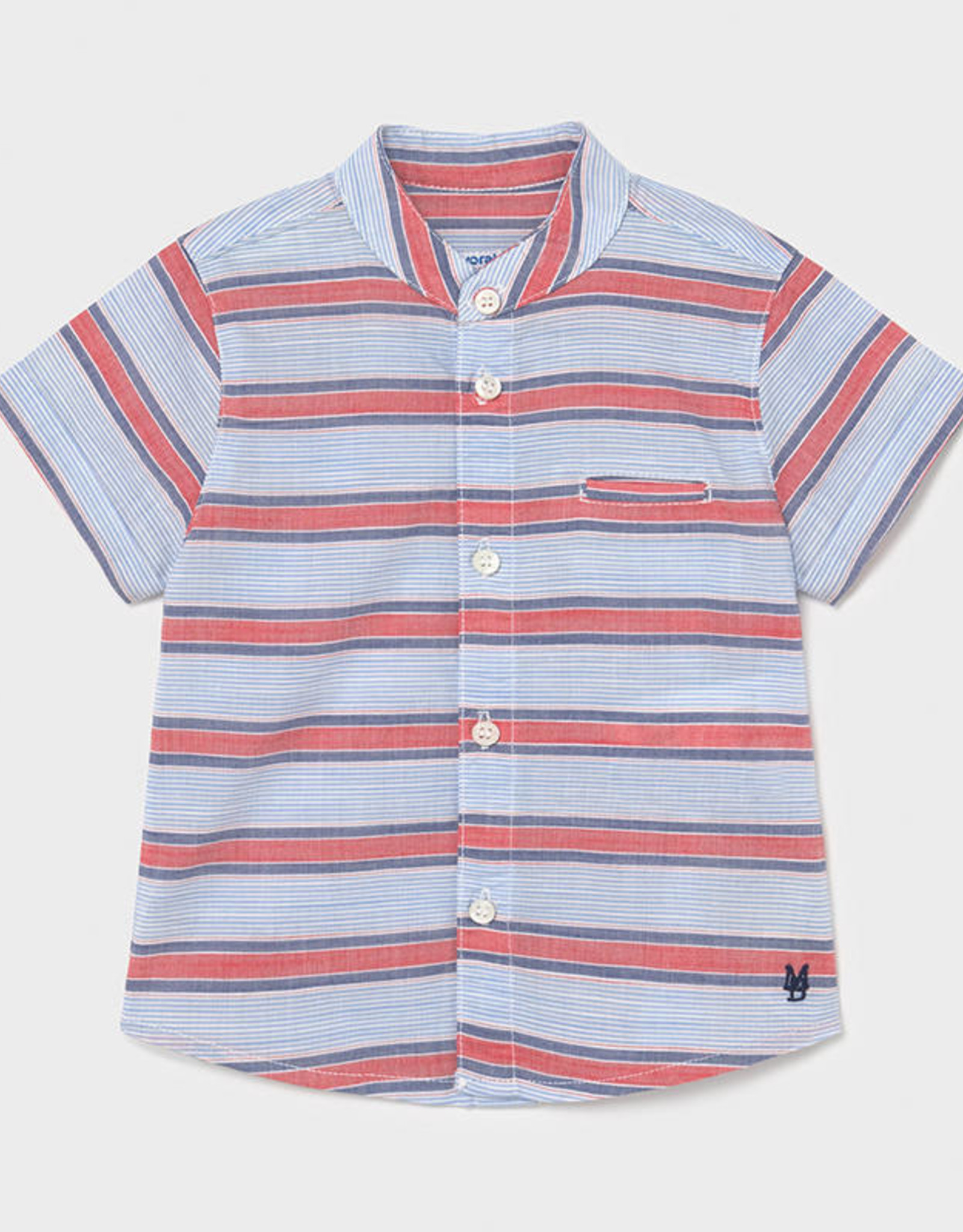 Mayoral SP21 Bby B Stripe T-shirt