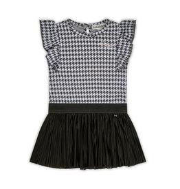 Koko Noko SP21 G Black /White Dress