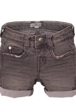 Koko Noko SP21 B Grey Jean Shorts
