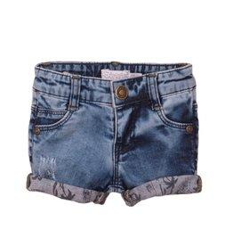 Dirkje SP21 B Blue Jean Shorts