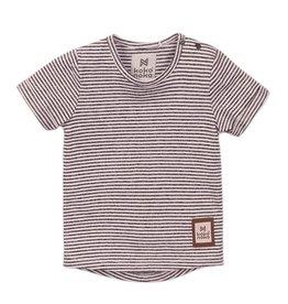 Koko Noko SP21 B Grey Striped T-Shirt