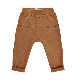 MinyMo SP21 BbyB Brown Pants