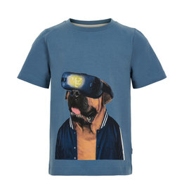 MinyMo SP21 B Cool Dog T-Shirt