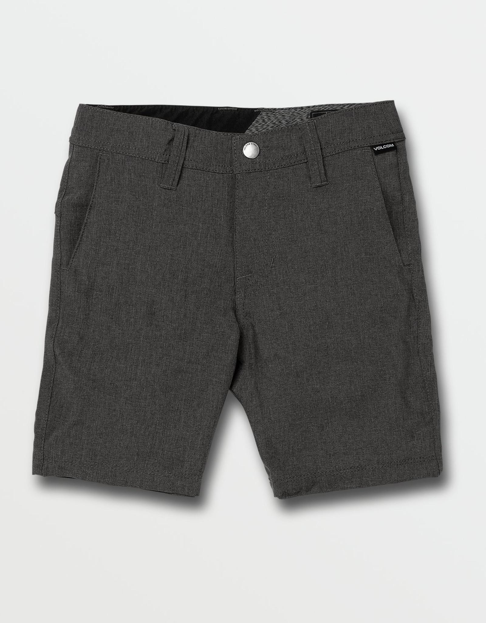 Volcom SP21 B Static Short Grey