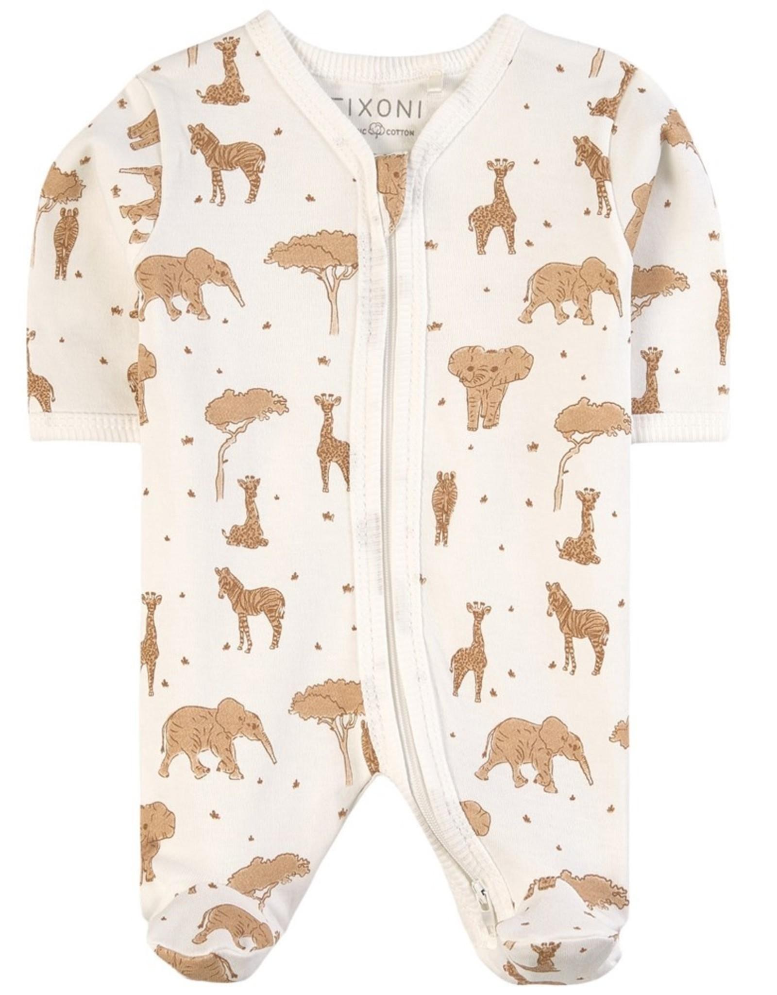 Fixoni Fixoni SP21 Sleeper w/ feet - Elephant