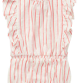 Noppies SP21 BbyG Striped Magee Playsuit