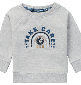Noppies SP21 BbyB Grey Tromso Sweater