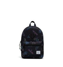 Herschel Supply Co. SP21 Asphalt Chalk Heritage Kids Backpack