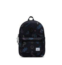 Herschel Supply Co. SP21 Asphalt Chalk Heritage Youth Backpack
