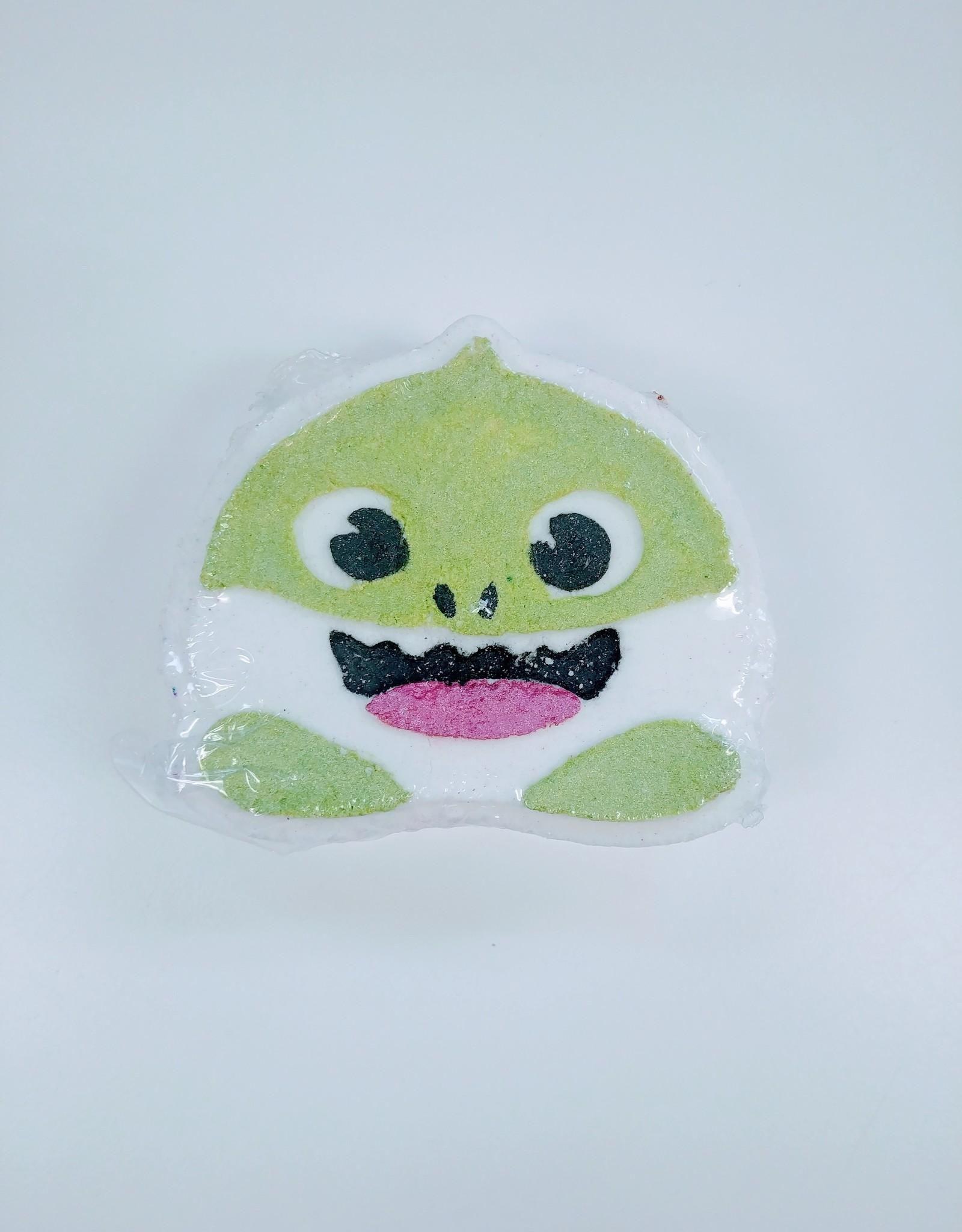Pink Bubble Bath Co Baby Shark Bomb
