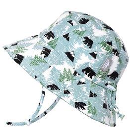 Jan & Jul Gro W Me Cotton Sun Hat