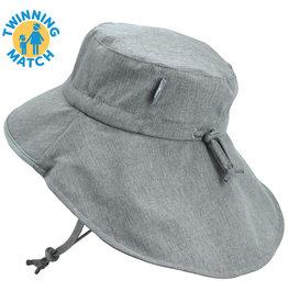 Jan & Jul Gro W Me Aqua Hat