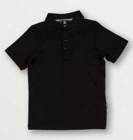 Volcom SP21 B Polo Shirt  Blk