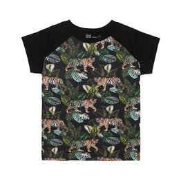 DeuxParDeux B Tiger T-Shirt