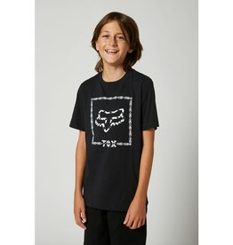 FOX SP21 B Timed Out Tee Blk