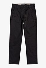 Quiksilver FA21 B Everyday Union Pant Blk
