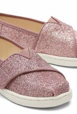 TOMS FA21 Alpargata Pink Glitter