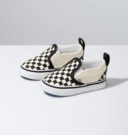 Vans Slip-On Blk/Wht Checkerboard