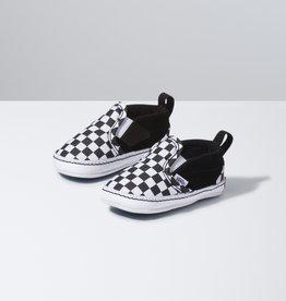 Vans Slip-On Crib Blk/Wht Checkerboard
